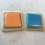 Example of Royal Icing flooded cookies
